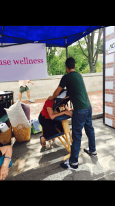 Arlington Town Day, Water House Wellness