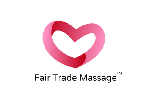 Fair Trade Massage Therapy trademarked logo