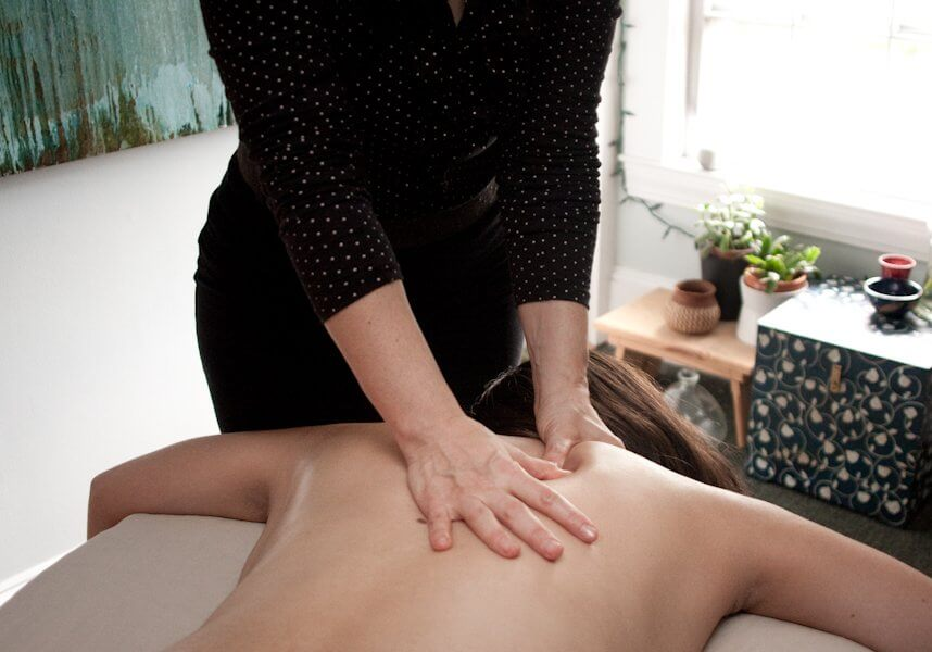 Kelly Fitzpatrick, Try a new Massage Therapist, Four Pack for Fit